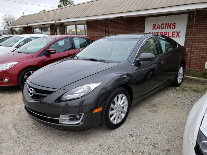 2012 Mazda MAZDA6 for sale at RAGINS AUTOPLEX in Kennett MO