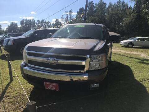 2007 Chevrolet Silverado 1500 for sale at Southtown Auto Sales in Whiteville NC