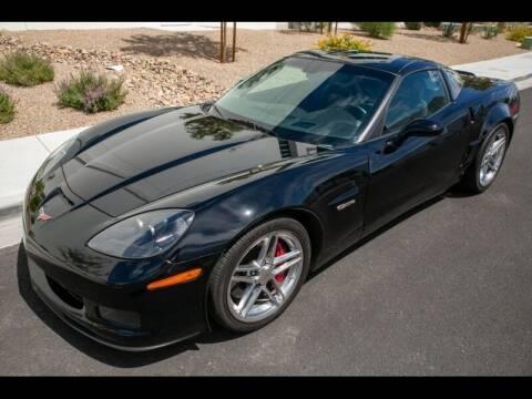 2007 Chevrolet Corvette for sale at REVEURO in Las Vegas NV