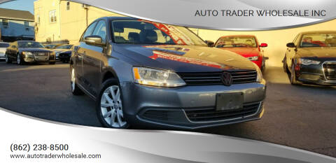 2014 Volkswagen Jetta for sale at Auto Trader Wholesale Inc in Saddle Brook NJ