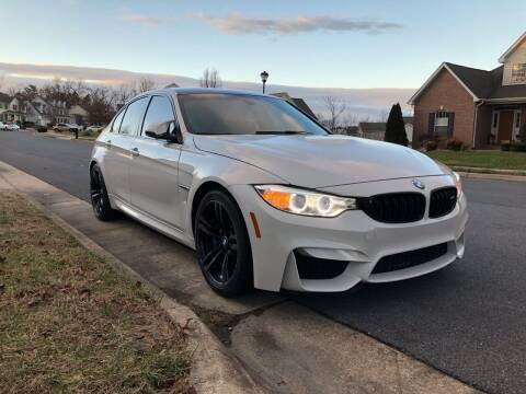 2015 BMW M3 for sale at PREMIER AUTO SALES in Martinsburg WV