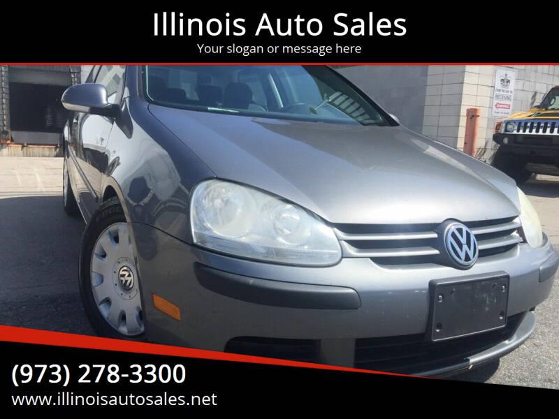 2008 Volkswagen Rabbit for sale at Illinois Auto Sales in Paterson NJ