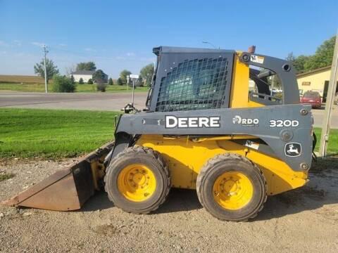 2010 John Deere 320D