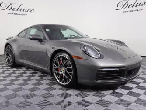 2020 Porsche 911 for sale at DeluxeNJ.com in Linden NJ