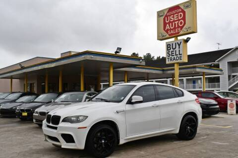 2010 BMW X6 M for sale at Houston Used Auto Sales in Houston TX