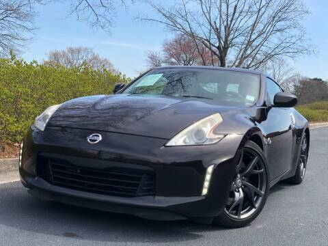 2013 Nissan 370Z for sale at William D Auto Sales in Norcross GA