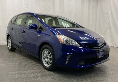 2012 Toyota Prius v for sale at Direct Auto Sales in Philadelphia PA