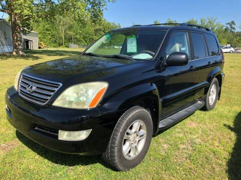 2006 Lexus GX 470 for sale at IH Auto Sales in Jacksonville NC