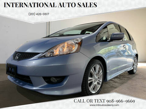2009 Honda Fit for sale at International Auto Sales in Hasbrouck Heights NJ