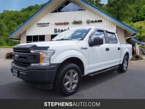 2018 Ford F-150 for sale at Stephens Auto Center of Beckley in Beckley WV
