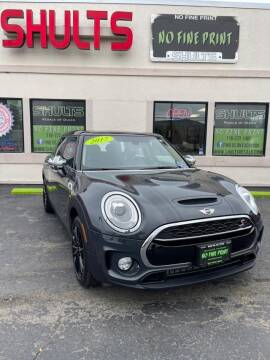 2017 MINI Clubman for sale at Shults Resale Center Olean in Olean NY