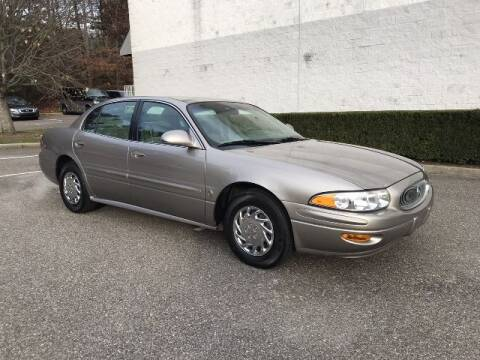 2003 Buick LeSabre for sale at Select Auto in Smithtown NY