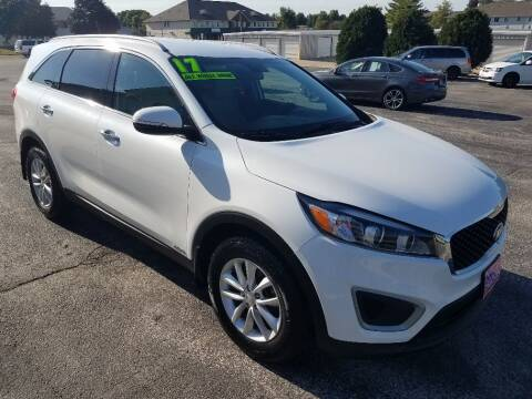 2017 Kia Sorento for sale at Cooley Auto Sales in North Liberty IA