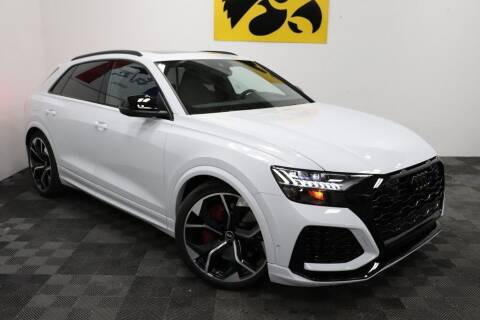 2021 Audi RS Q8 for sale at Carousel Auto Group in Iowa City IA
