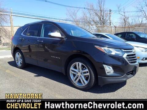 2019 Chevrolet Equinox for sale at Hawthorne Chevrolet in Hawthorne NJ