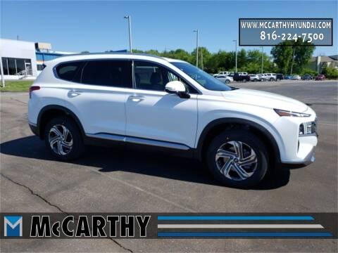 2021 Hyundai Santa Fe for sale at Mr. KC Cars - McCarthy Hyundai in Blue Springs MO