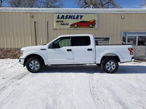 2019 Ford F-150 for sale at Lashley Auto Sales in Mitchell NE