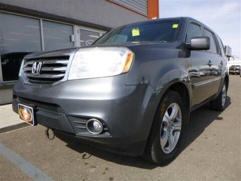 2012 Honda Pilot for sale at Torgerson Auto Center in Bismarck ND