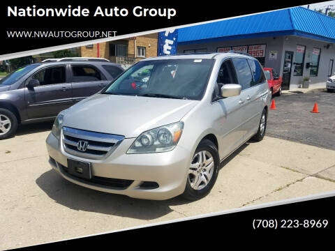 2005 Honda Odyssey for sale at Nationwide Auto Group in Melrose Park IL