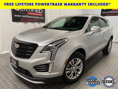 2020 Cadillac XT5 for sale at CERTIFIED AUTOPLEX INC in Dallas TX