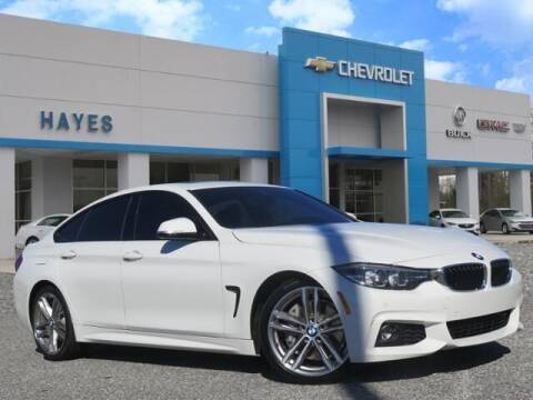 2018 BMW 4 Series for sale at HAYES CHEVROLET Buick GMC Cadillac Inc in Alto GA