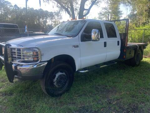 1999 Ford F-350 Super Duty for sale at The Truck Lot LLC in Lakeland FL