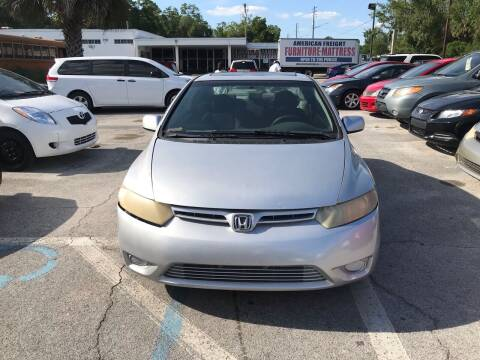 2006 Honda Civic for sale at Popular Imports Auto Sales in Gainesville FL