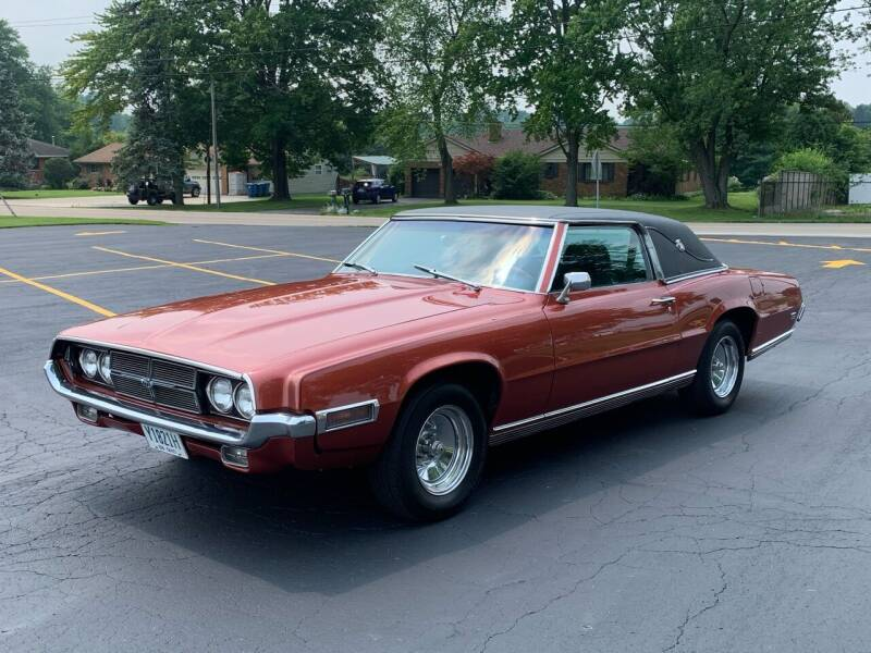 1969 Ford Thunderbird for sale at Dittmar Auto Dealer LLC in Dayton OH