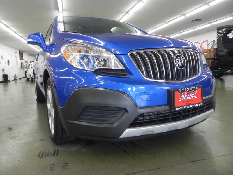 2016 Buick Encore for sale at 121 Motorsports in Mount Zion IL