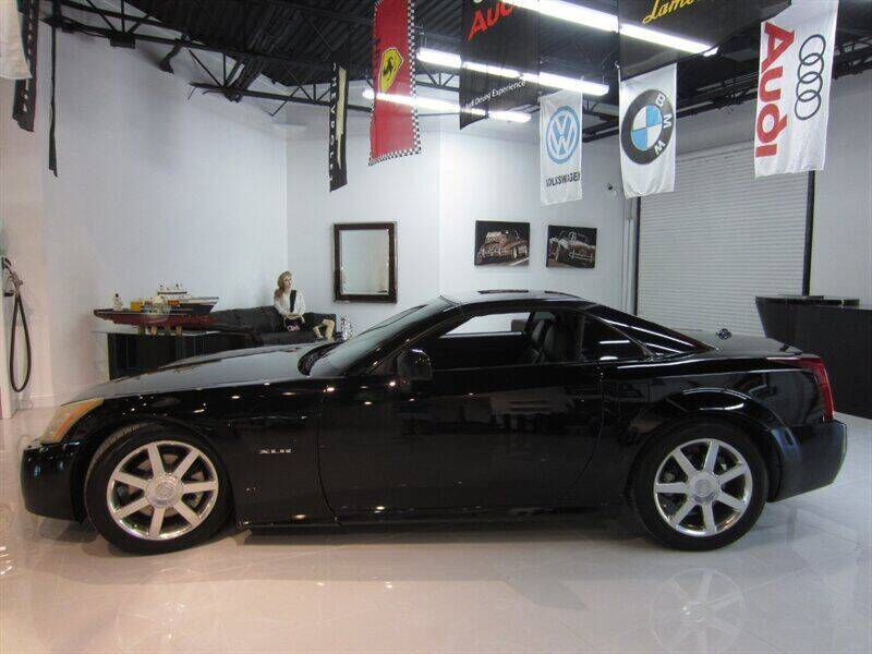 2004 Cadillac XLR for sale at Auto Sport Group in Delray Beach FL