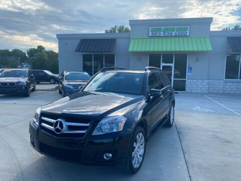 2010 Mercedes-Benz GLK for sale at Cross Motor Group in Rock Hill SC