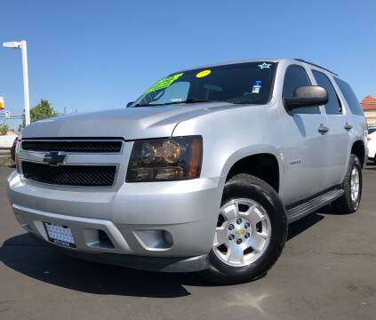 2010 Chevrolet Tahoe for sale at LUGO AUTO GROUP in Sacramento CA