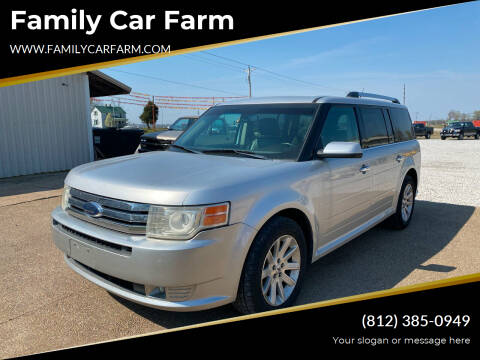 2009 Ford Flex for sale at Family Car Farm in Princeton IN
