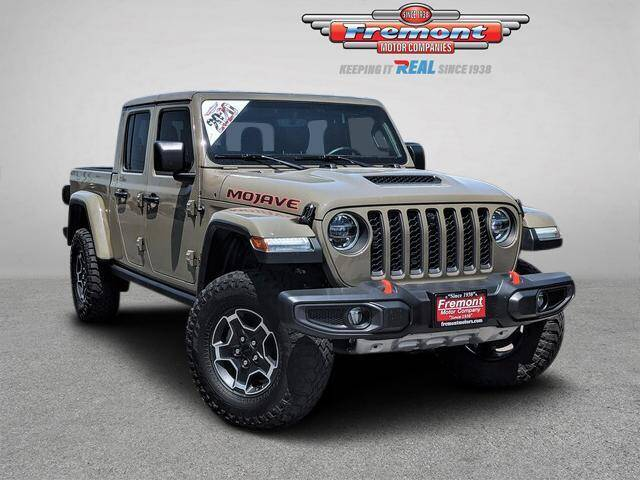 2020 Jeep Gladiator for sale at Rocky Mountain Commercial Trucks in Casper WY