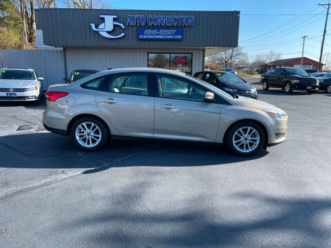 2015 Ford Focus for sale at JC AUTO CONNECTION LLC in Jefferson City MO