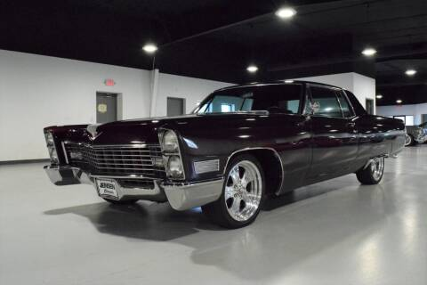 1967 Cadillac Calais for sale at Jensen's Dealerships in Sioux City IA