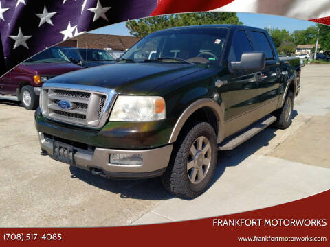 2005 Ford F-150 for sale at Frankfort Motorworks in Frankfort IL