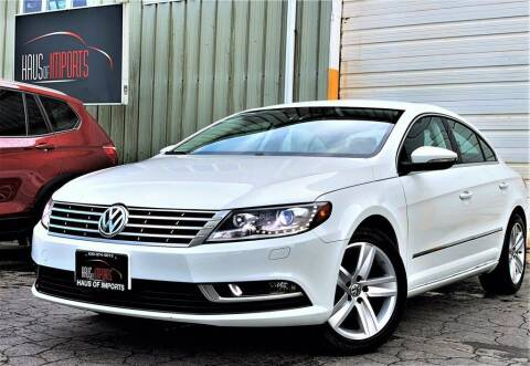 2016 Volkswagen CC for sale at Haus of Imports in Lemont IL