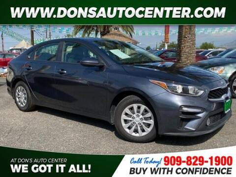 2019 Kia Forte for sale at Dons Auto Center in Fontana CA