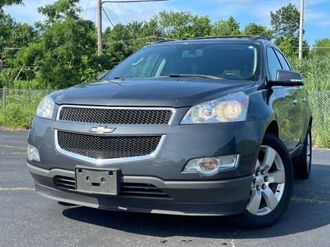 2012 Chevrolet Traverse for sale at MAGIC AUTO SALES in Little Ferry NJ