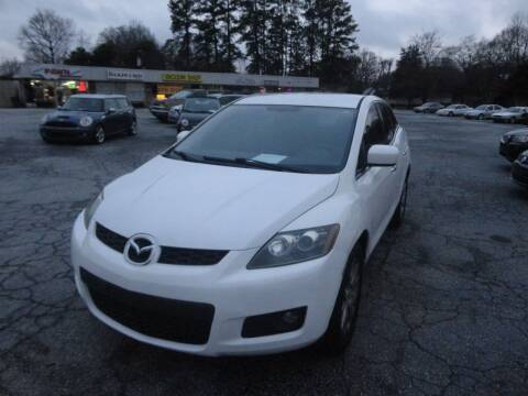 2007 Mazda CX-7 for sale at HAPPY TRAILS AUTO SALES LLC in Taylors SC