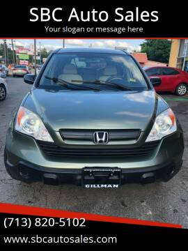 2007 Honda CR-V for sale at SBC Auto Sales in Houston TX