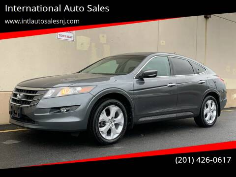 2011 Honda Accord Crosstour for sale at International Auto Sales in Hasbrouck Heights NJ