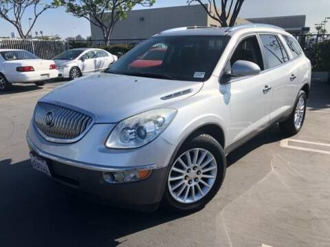 2011 Buick Enclave for sale at M&N Auto Service & Sales in El Cajon CA