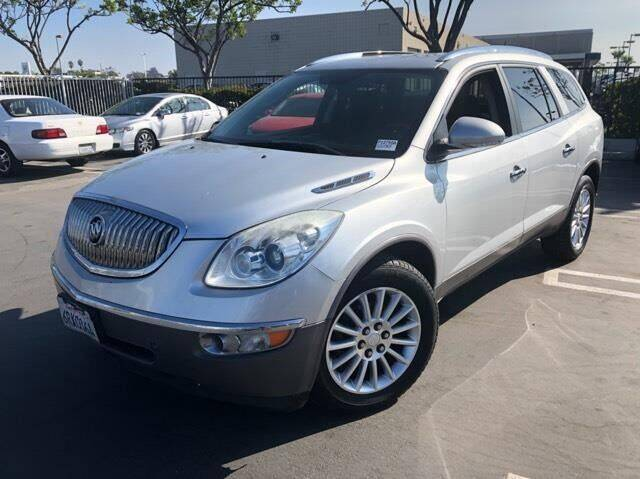 2011 Buick Enclave for sale at M&N Auto Service & Sales in El Cajon CA
