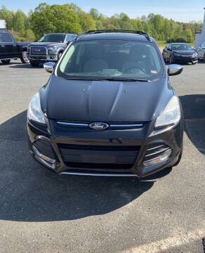 2013 Ford Escape for sale at Gilliam Motors Inc in Dillwyn VA