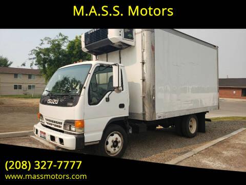 2001 Isuzu med duty nqr for sale at M.A.S.S. Motors - MASS MOTORS in Boise ID