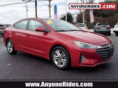 2019 Hyundai Elantra for sale at ANYONERIDES.COM in Kingsville MD