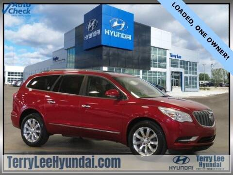 2014 Buick Enclave for sale at Terry Lee Hyundai in Noblesville IN