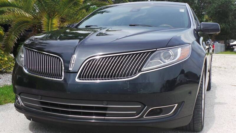 2014 Lincoln MKS for sale at Southwest Florida Auto in Fort Myers FL